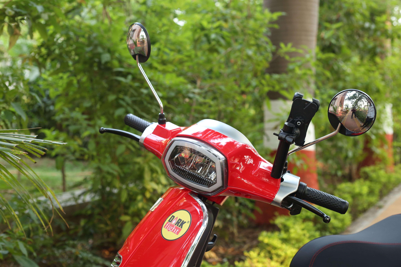 Cat Dark Fight E-bike