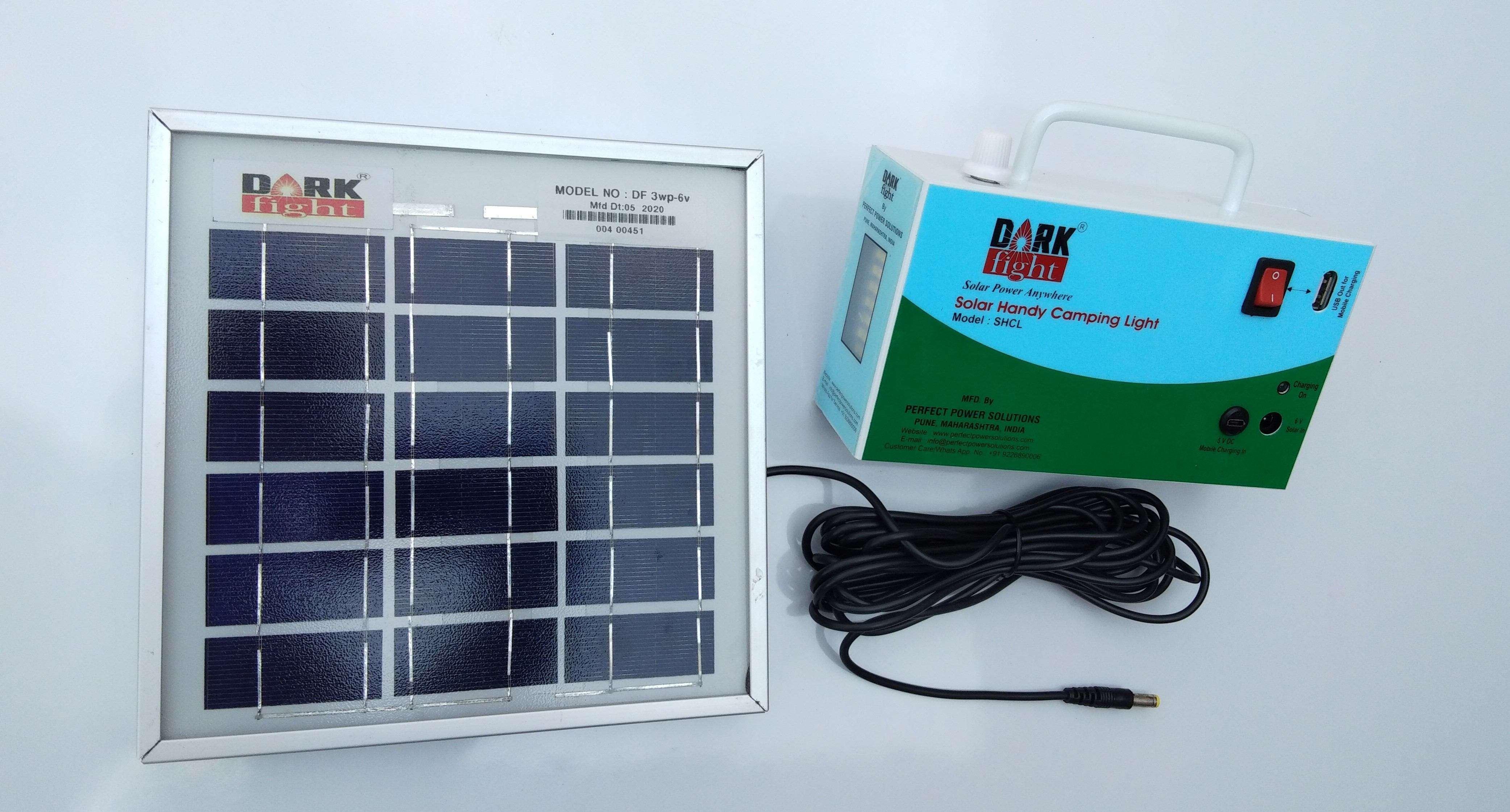 Solar Handy Camping Light