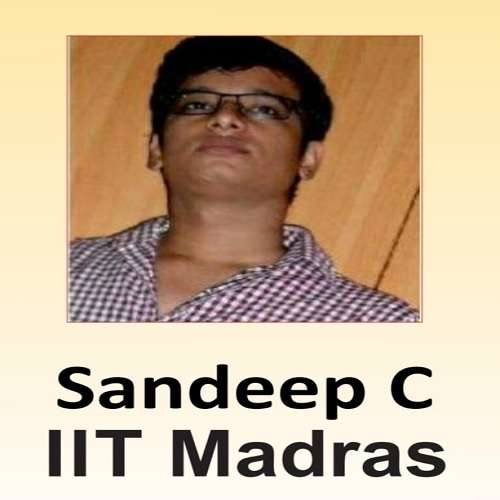 Sandeep C ( IIT Madras )